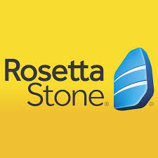 Rosetta Stone language learning program