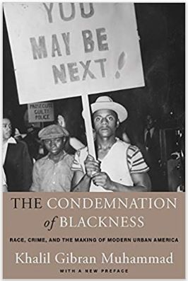 The Condemnation of Blackness: Race, Crime and the Making of Modern America